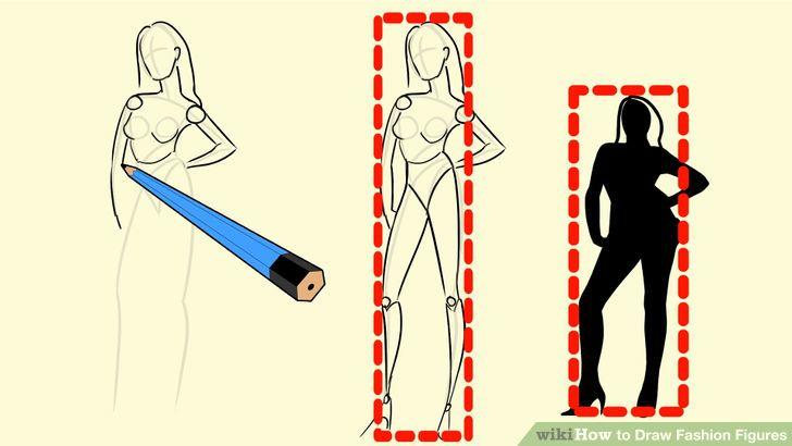 Image titled Draw Fashion Figures Step 2